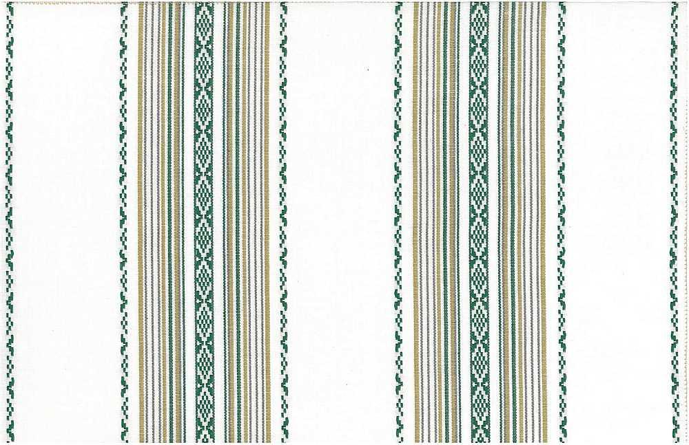 2311/2 / GREEN/WHITE / IBIZA STRIPE
