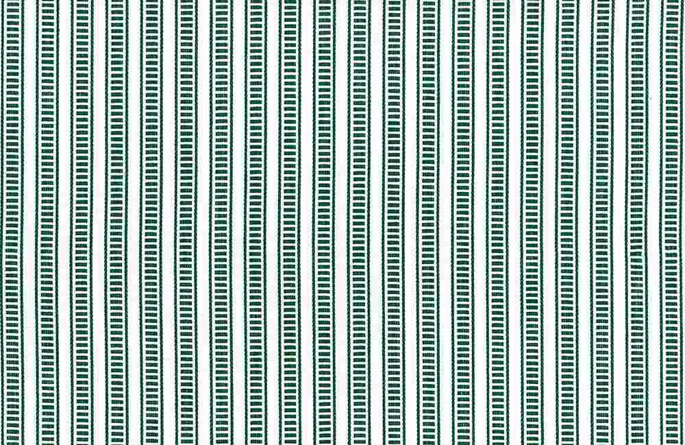 2328/2 / GREEN/WHITE / STEP STRIPE