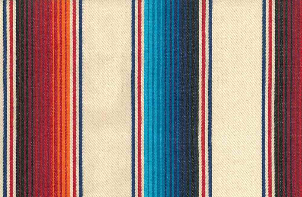 2334/1 / NATURAL MULTI / FIESTA STRIPE