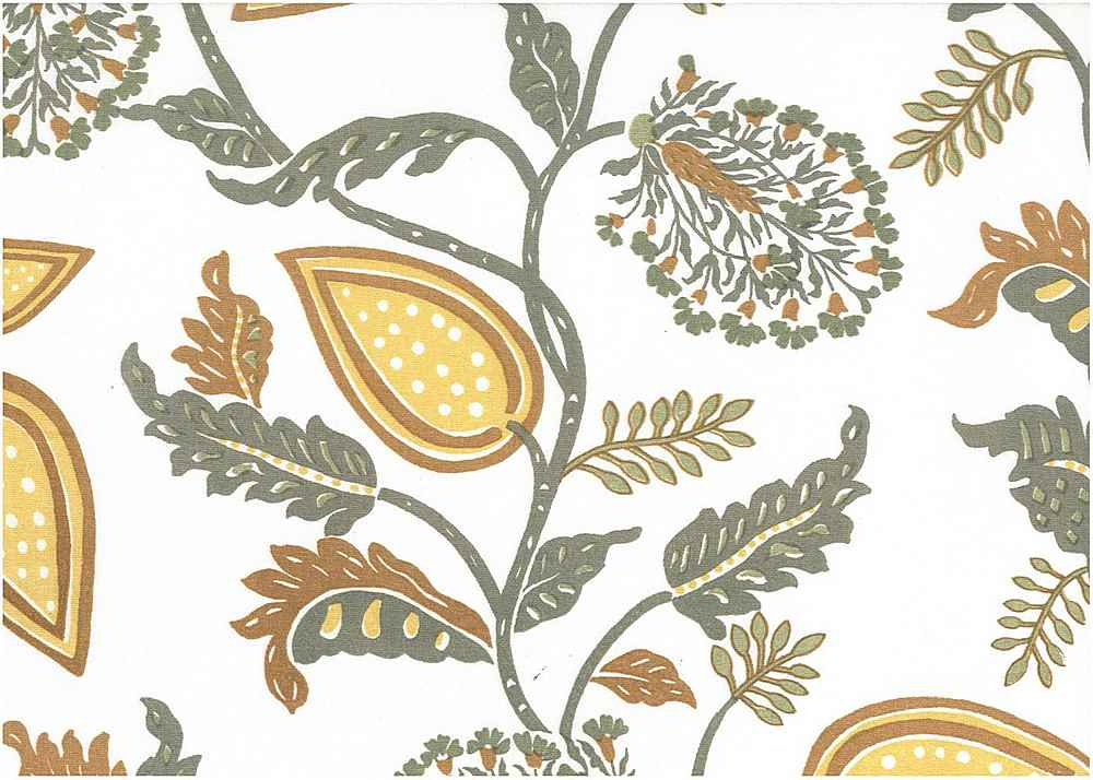 9227/2 / AUTUMN / PALAMPORE PRINT