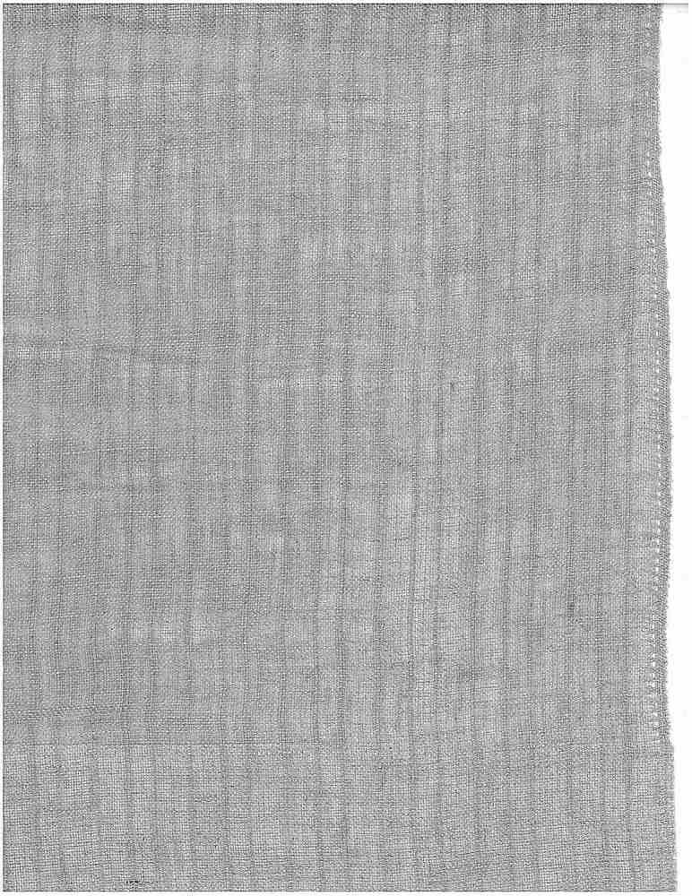 4017/2 / FLAX / PINSTRIPE LINEN SHEER