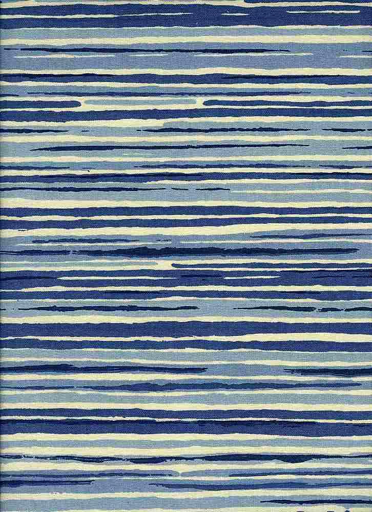 0985/1 / OCEANA / ARTSTRIPE PRINT