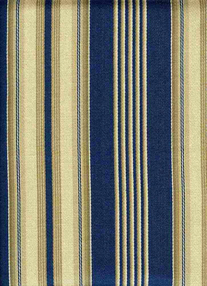 2287/6 / ROYAL BLUE / BORDEAUX STRIPE