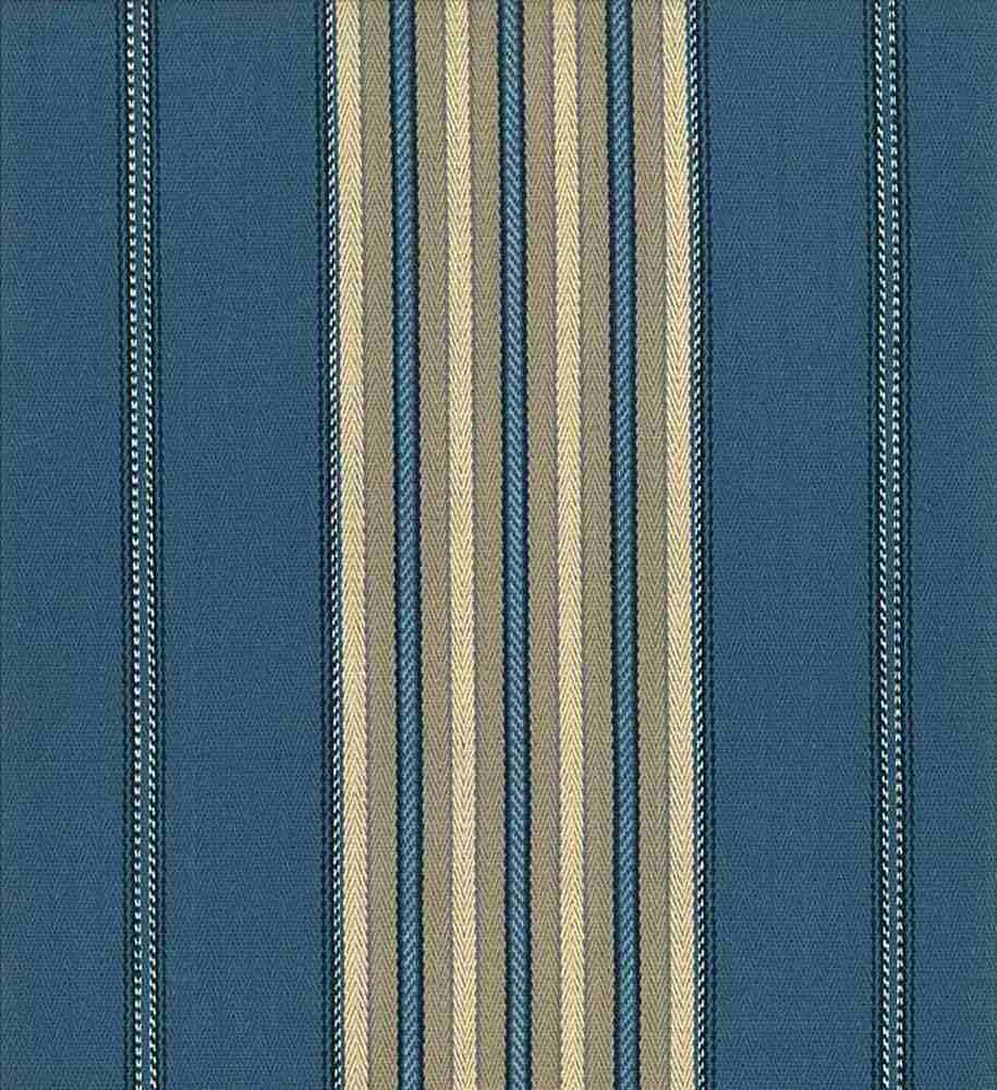 2298/1 / BLUE / NORMANDY STRIPE