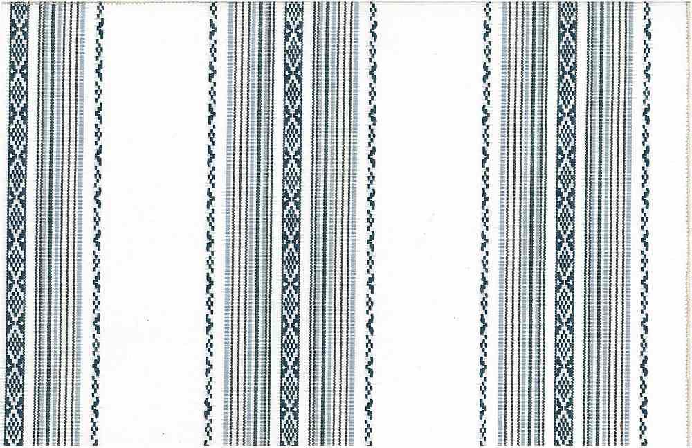 2311/1 / IBIZA STRIPE / BLUE/WHITE