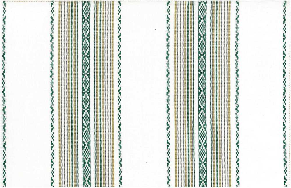 2311/2 / IBIZA STRIPE / GREEN/WHITE