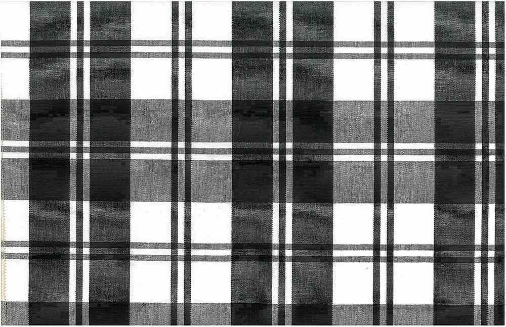 <h2>3191/1</h2> / CLASSIC PLAID / BLACK/WHITE