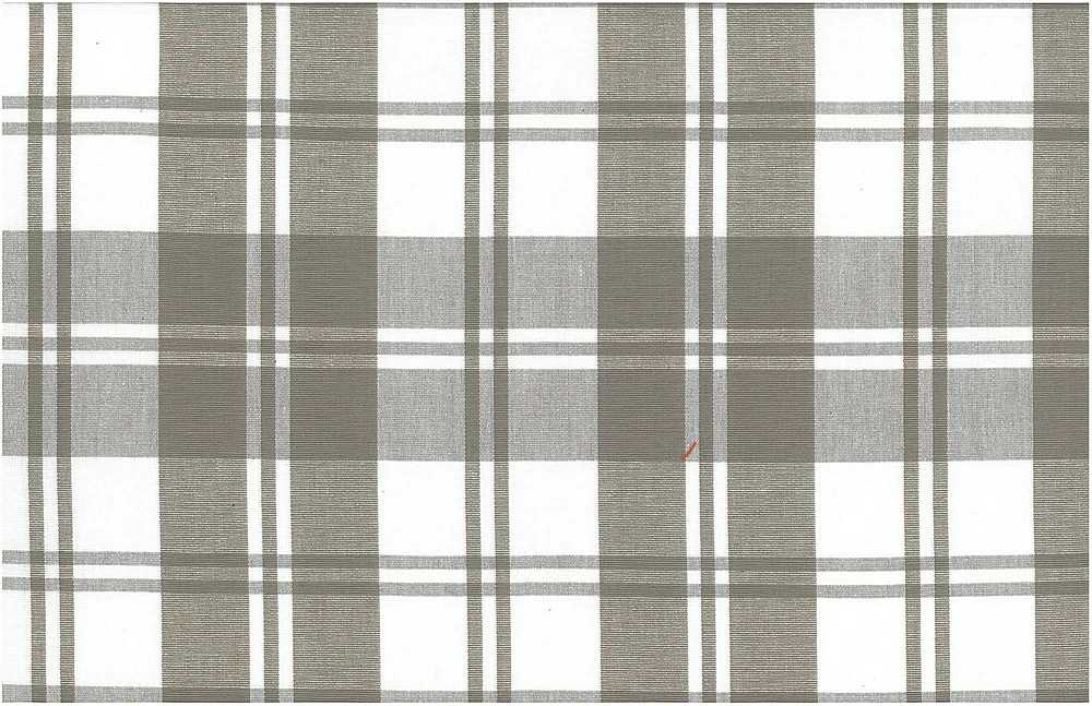 <h2>3191/3</h2> / CLASSIC PLAID / TAUPE/WHITE