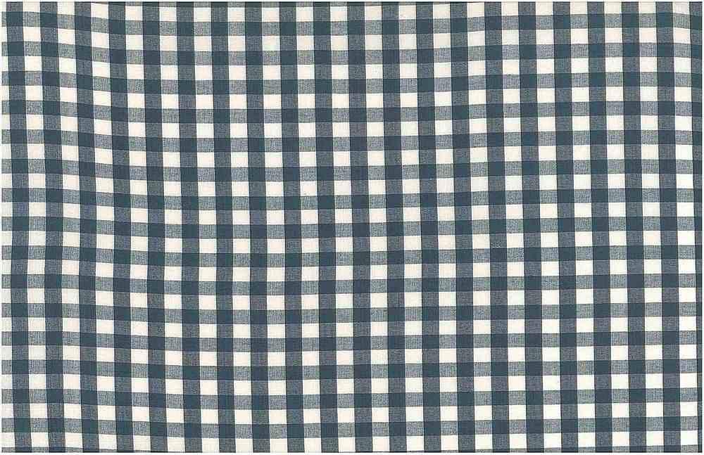 3095/4 / GINGHAM CHECK / OLD BLUE/WHITE