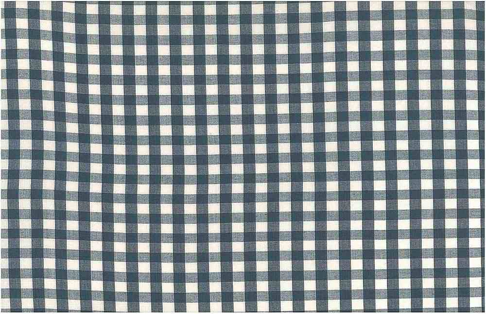 3095/4 / GINGHAM CHECK / OLD BLUE/WHITE
