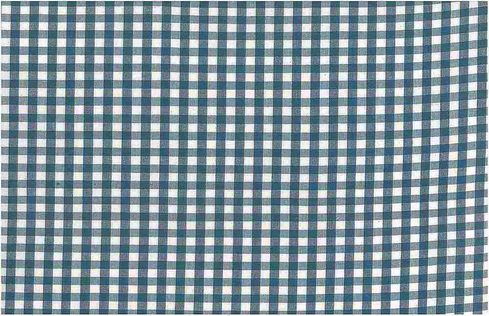 <h2>3095/5</h2> / GINGHAM CHECK / FRENCH BLUE/WHI