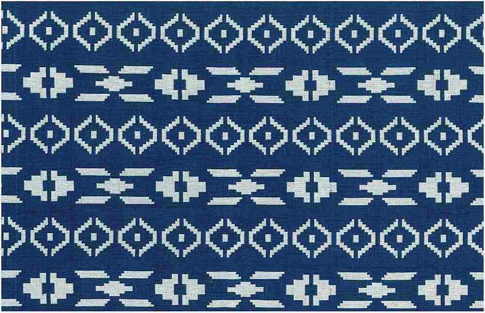 1177/1 / LIGHTNING DOUBLEWEAVE / BLUE/WHITE