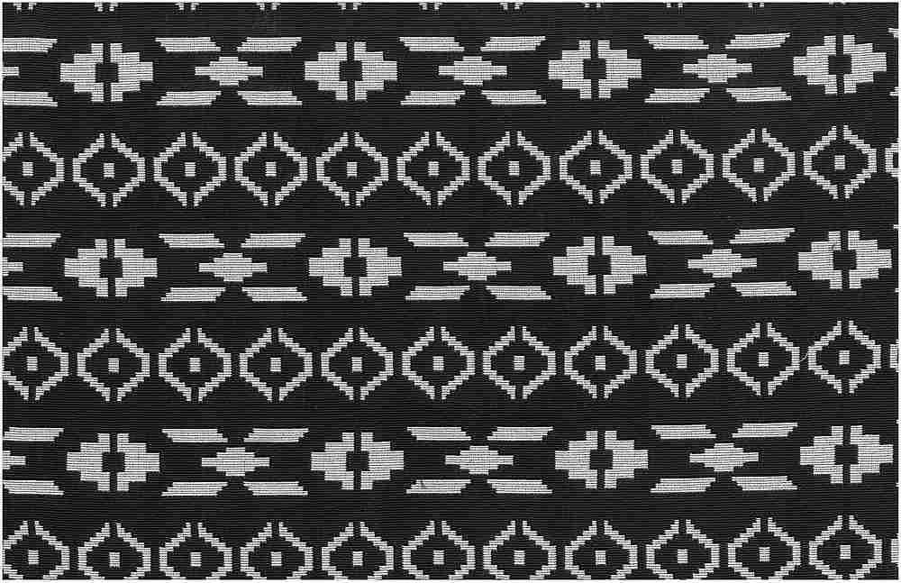 1177/2 / LIGHTNING DOUBLEWEAVE / BLACK/WHITE