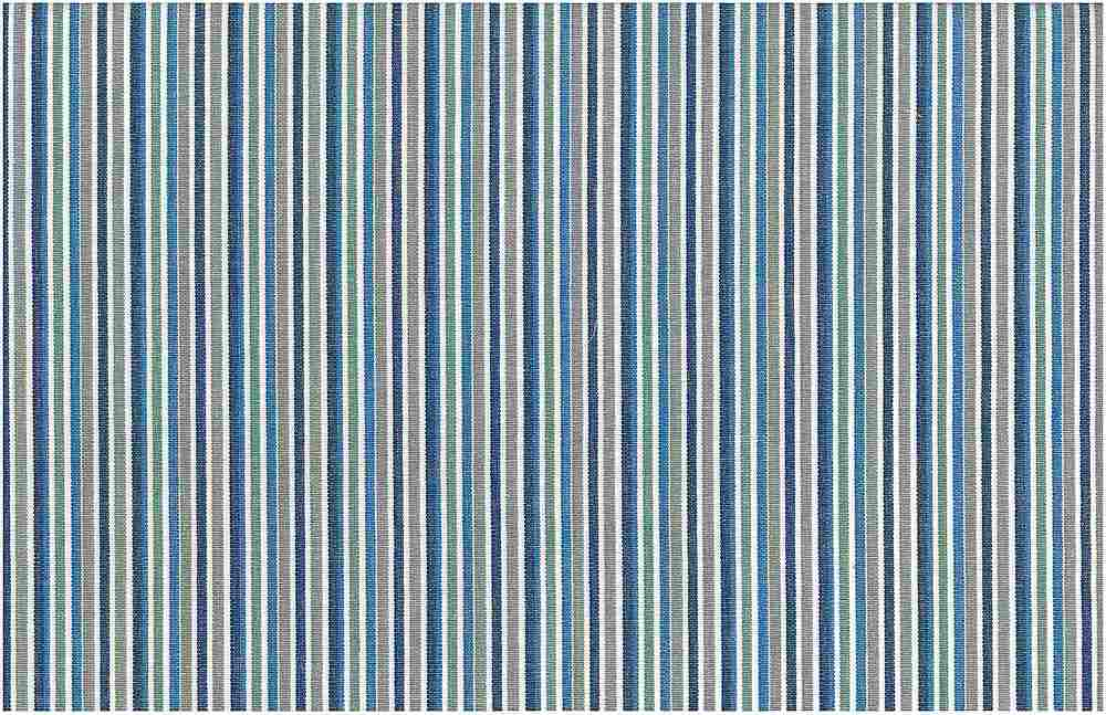 2318/1 / NASSAU STRIPE  / BLUE MULTI