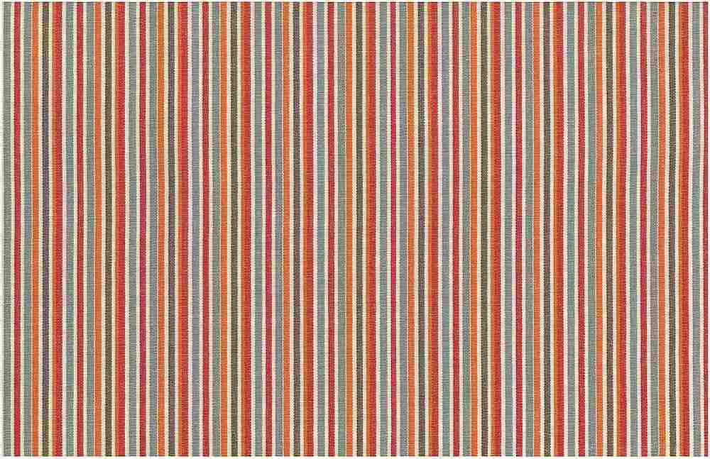 2318/2 / NASSAU STRIPE / RED MULTI