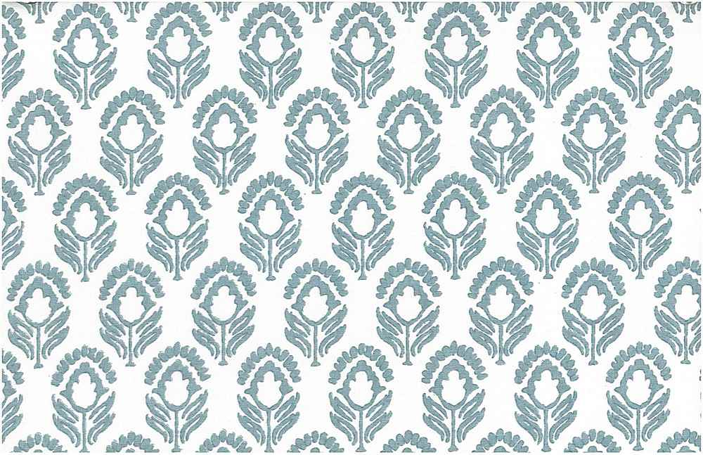 <h2>9202/3</h2> / JASMINE PRINT / POWDER BLUE
