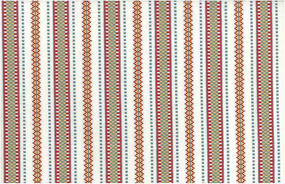 <h2>2323/1</h2> / ZAGREB STRIPE / RED