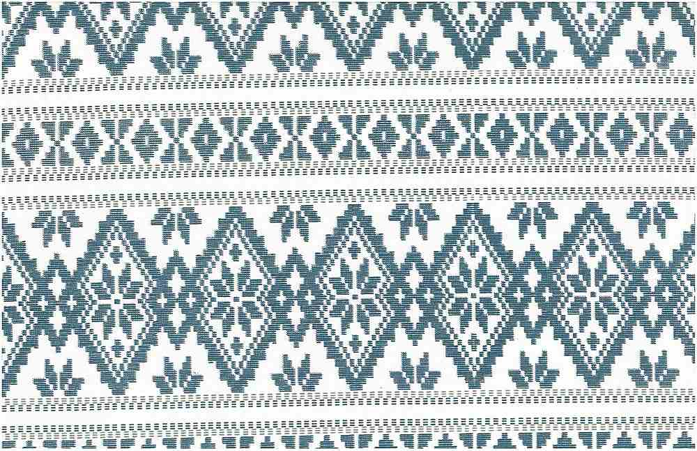 <h2>9210/1</h2> / STOCKHOLM PRINT / BLUE