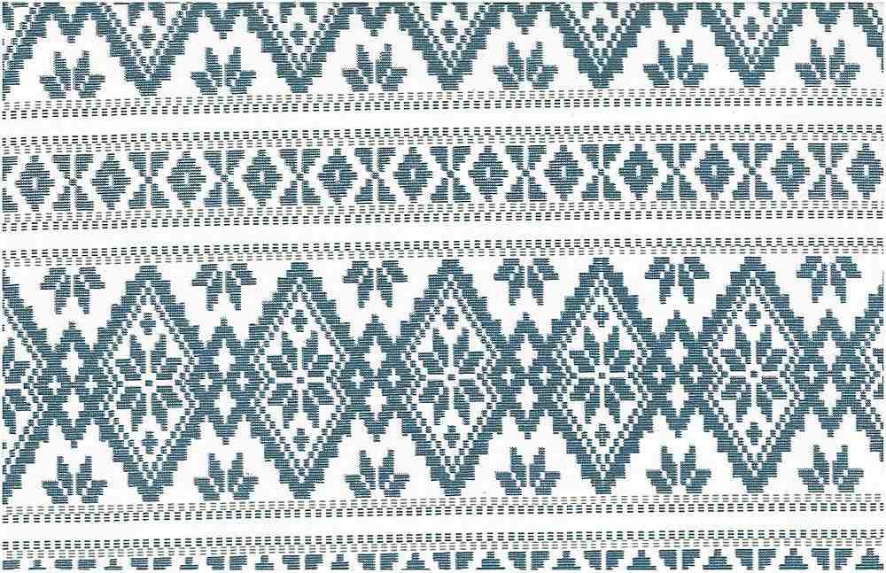 9210/1 / STOCKHOLM PRINT / BLUE