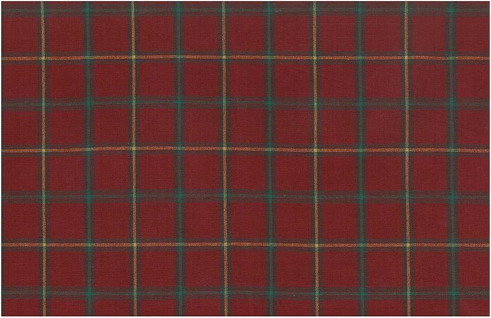 <h2>3129</h2> / BOX PLAID / RED