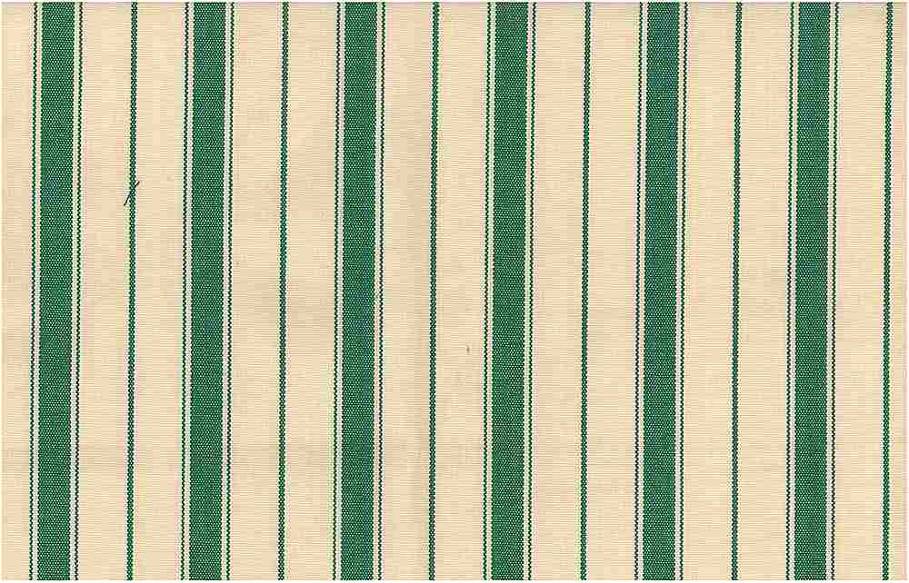 2316/4 / POMONA STRIPE / GREEN
