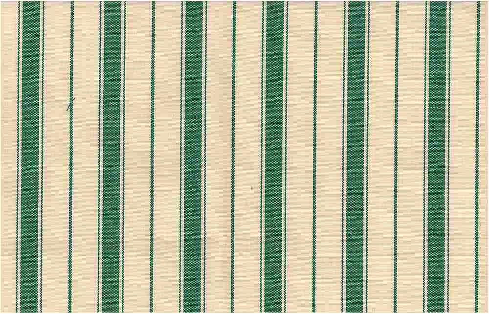 2316/4 / POMONA STRIPE / GREEN
