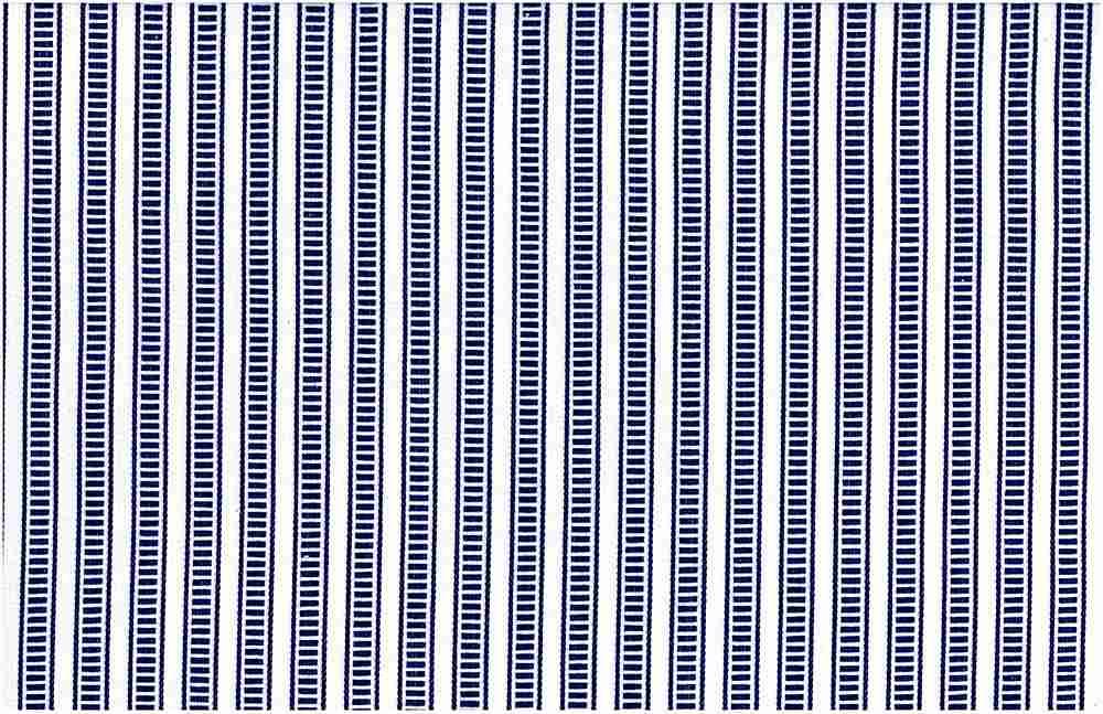 2328/1 / STEP STRIPE / BLUE/WHITE