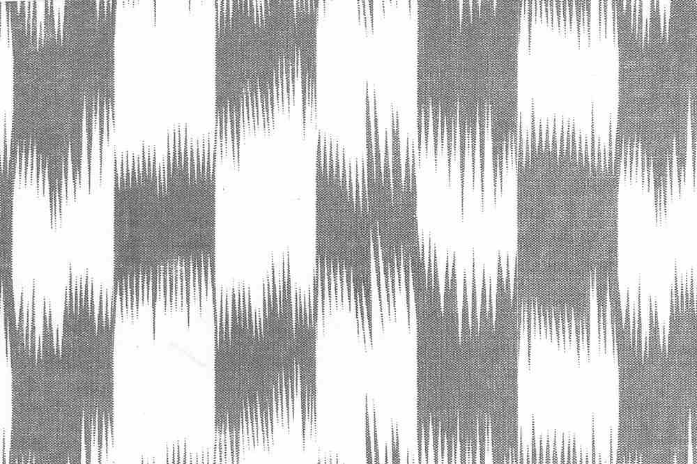 9213/2 / BRUSHSTROKE IKAT PRINT / TAUPE