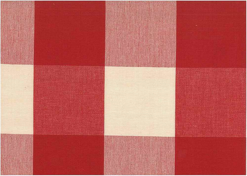 <h2>3170/1</h2> / FOUR INCH CHECK / RED