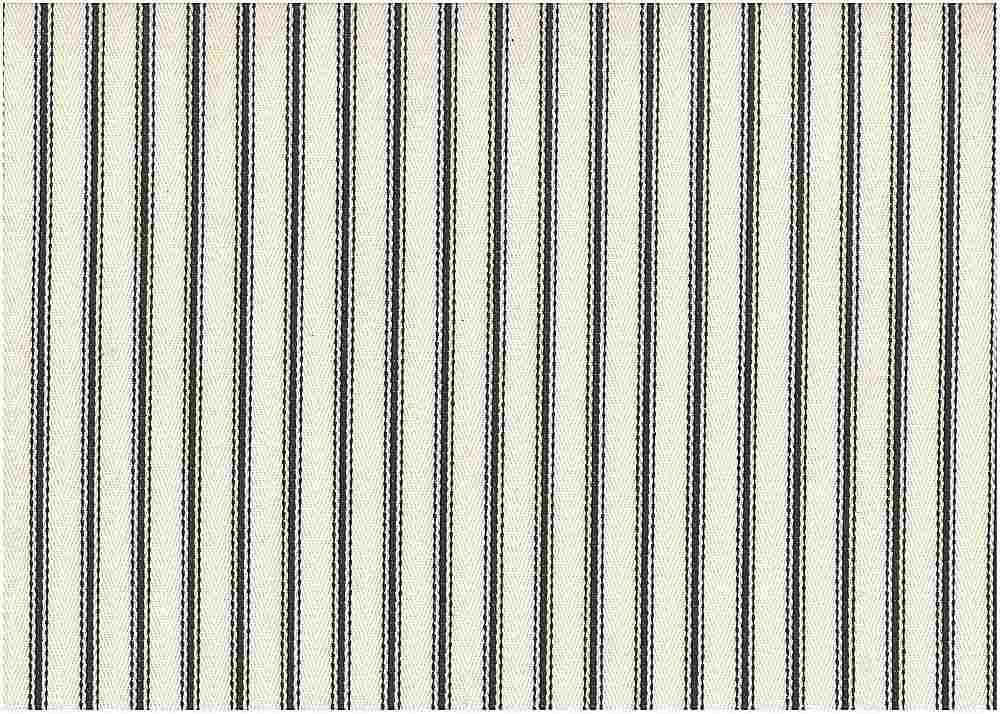 2343/1 / RETRO TICKING / BLACK ON WHITE