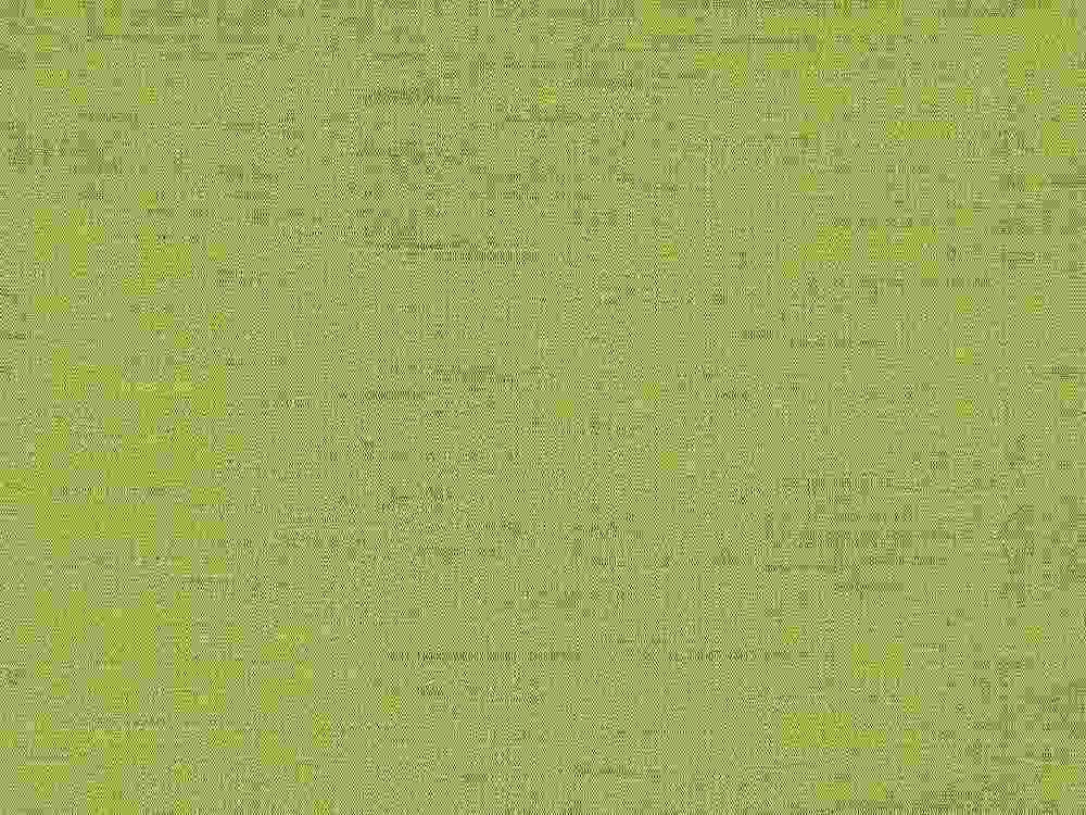 8050/2 / SLUB CHAMBRAY / CHARTREUSE