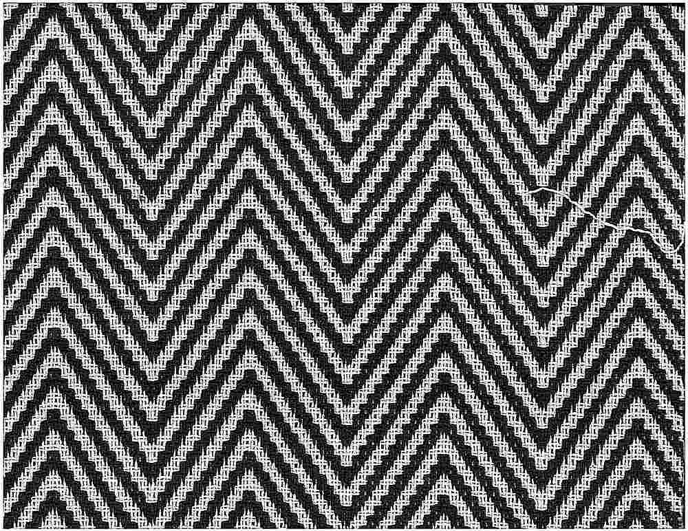 1143/1 / BOLD CHEVRON / BLACK/NATURAL