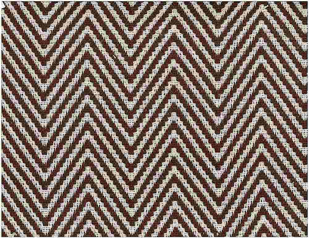 <h2>1143/2</h2> / BOLD CHEVRON / BROWN/NATURAL