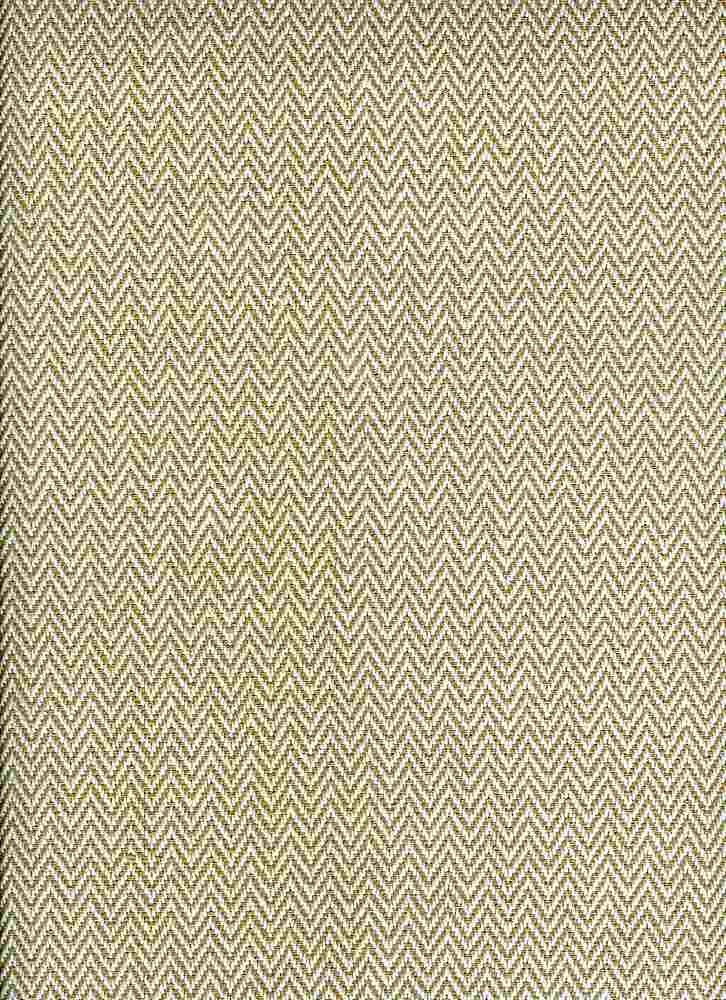 <h2>1114/2</h2> / CHEVRON TWILL PLAIN / CREAM/TAN