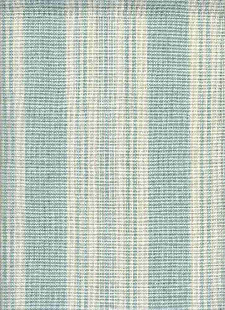 <h2>2191/1</h2> / LINEN LOOK TICKING / BLUE GLASS