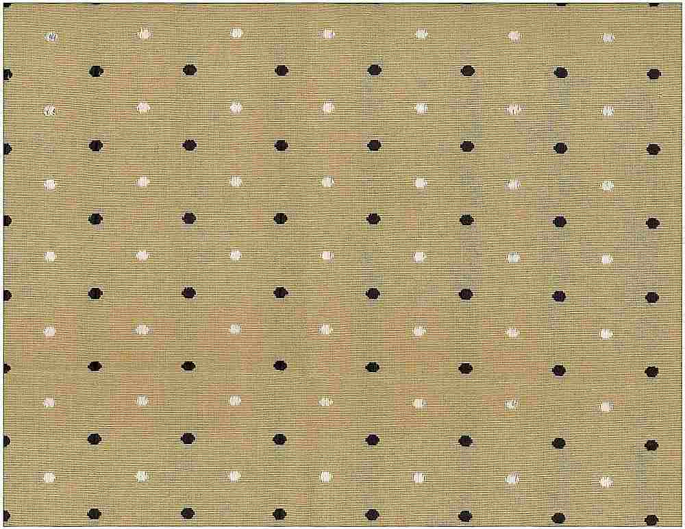 <h2>8059/3</h2> / DOUBLE DOTS DOBBY / OATMEAL