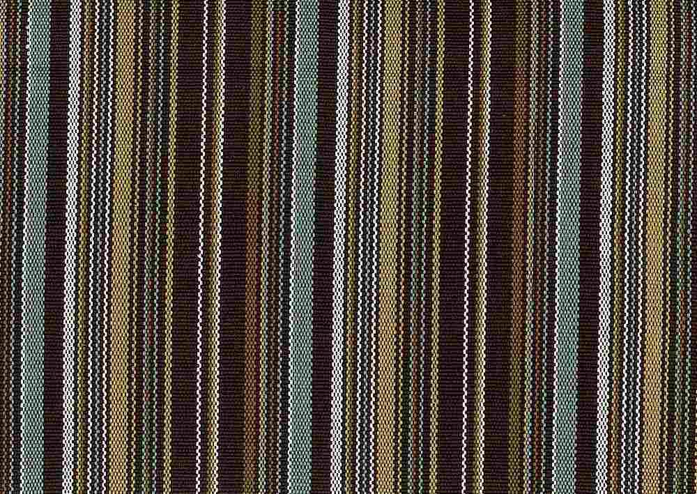 2215/5 / MALIBU STRIPE-63454 / CHOCOLATE