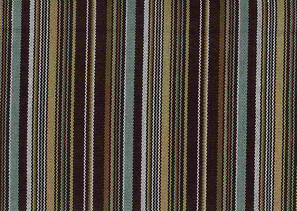 <h2>2215/5</h2> / MALIBU STRIPE-63454 / CHOCOLATE