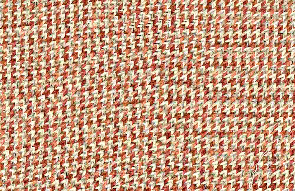 1158/1 / MARTIN HOUNDSTOOTH-63440 / CORAL