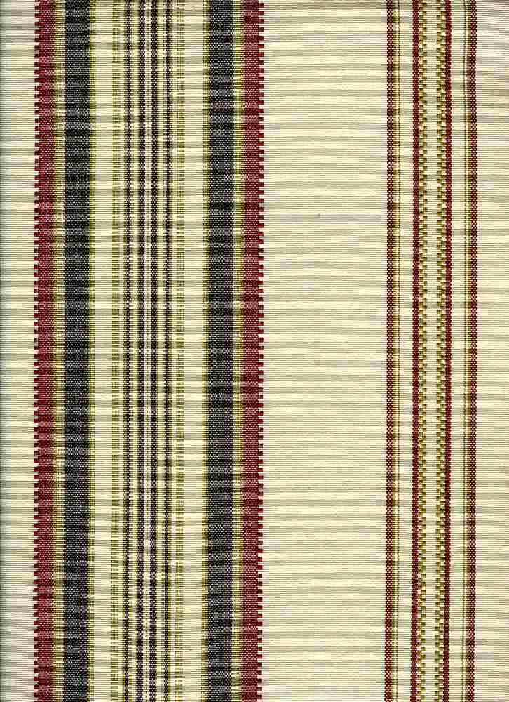 2222/1 / CASABLANCA STRIPE / NATURAL