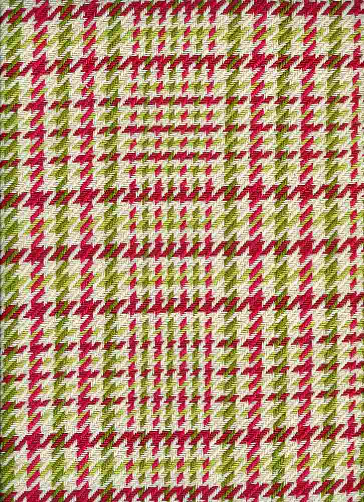 <h2>1119/8</h2> / HUNTINGTON PLAID / FUCHSIA/GREEN