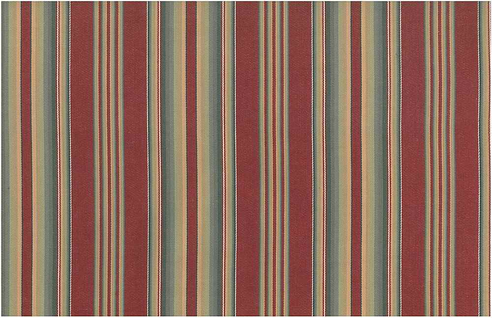2065/1 / LA BOHEME STRIPE / RED/KHAKI