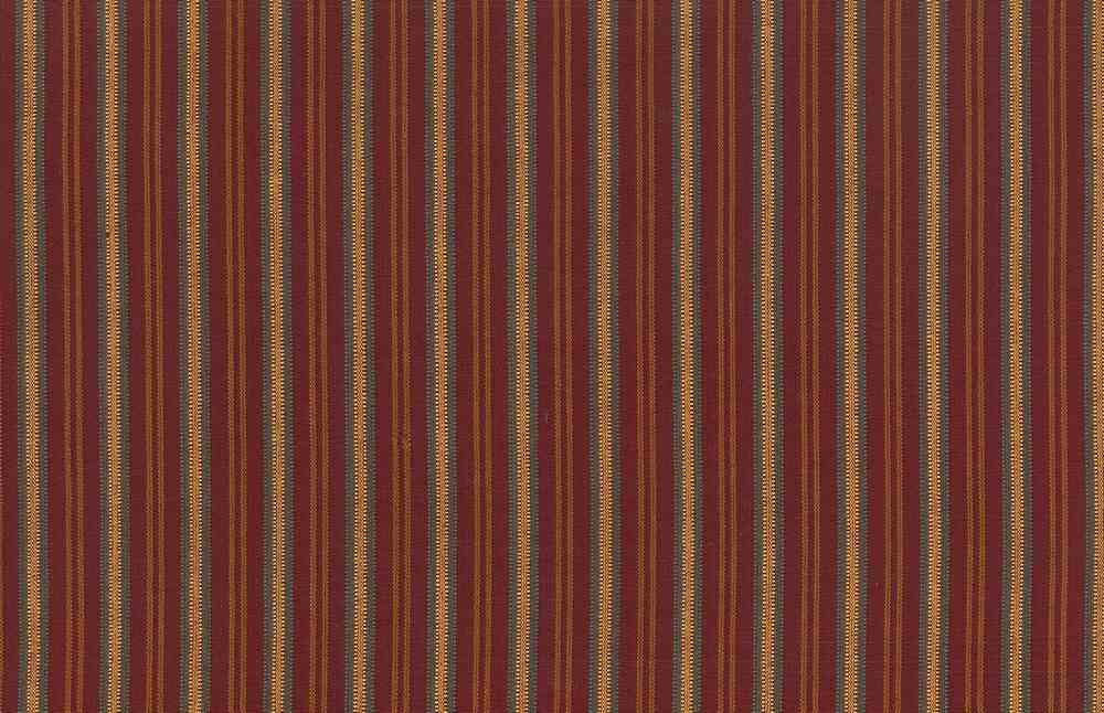 2095 / HIGHLAND STRIPE / WINE/GOLD