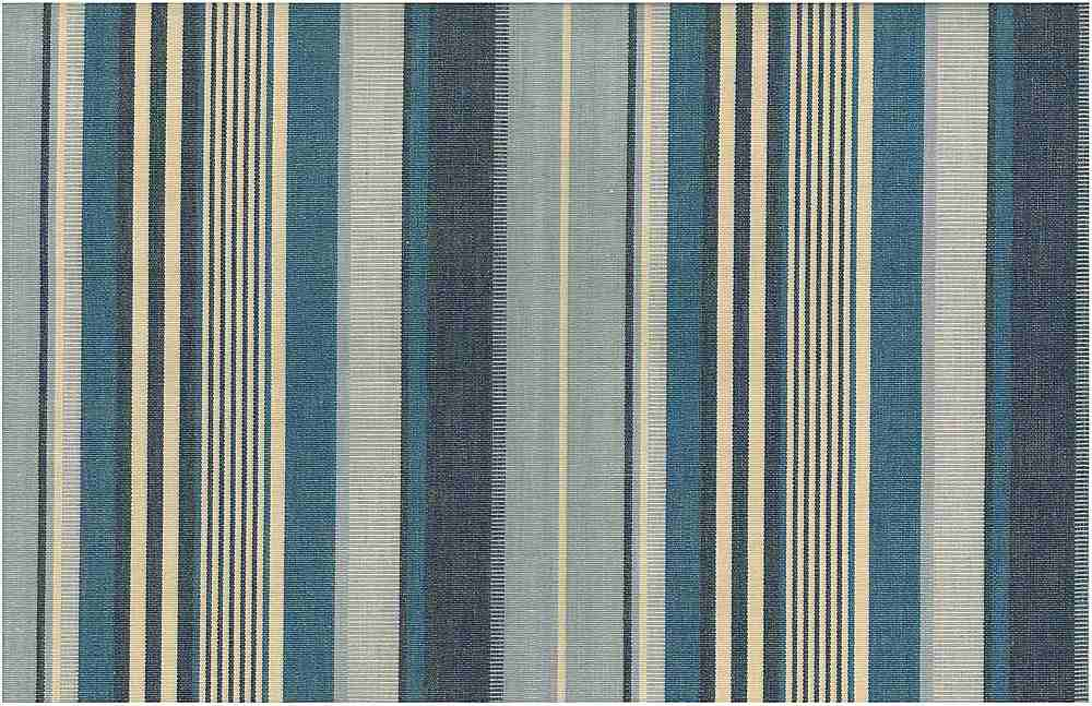 <h2>2237/1</h2> / ISLAND STRIPE / BLUE CREAM