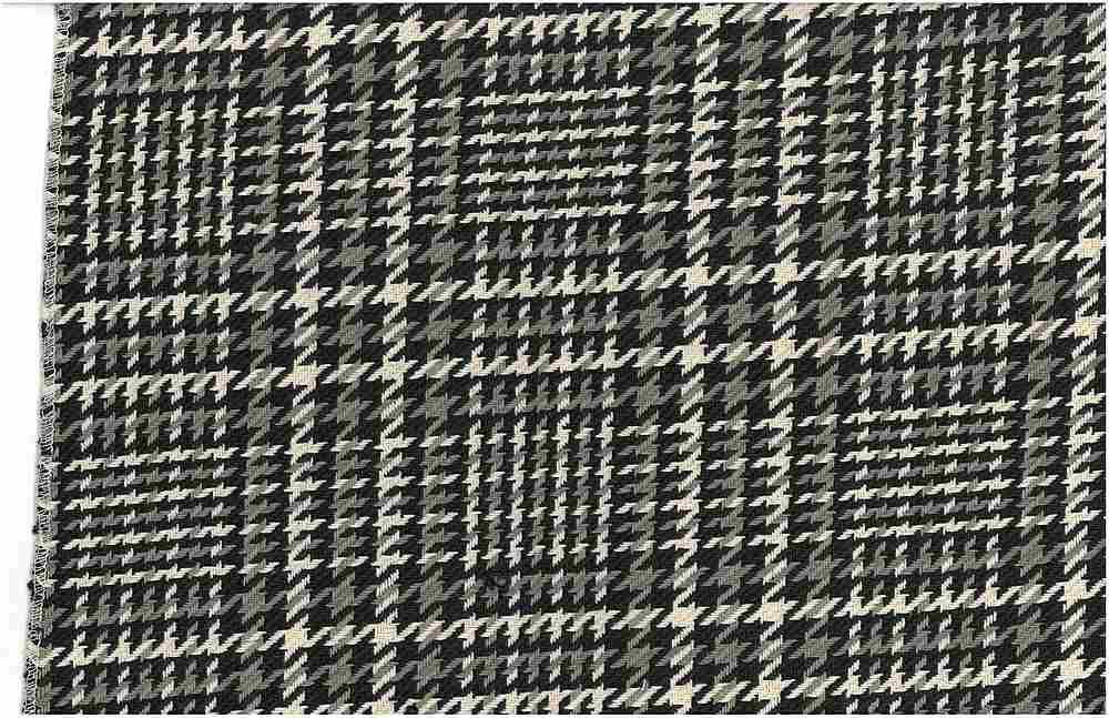 1119/11 / HUNTINGTON PLAID / BLACK DOVE