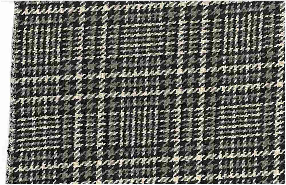 <h2>1119/11</h2> / HUNTINGTON PLAID / BLACK DOVE
