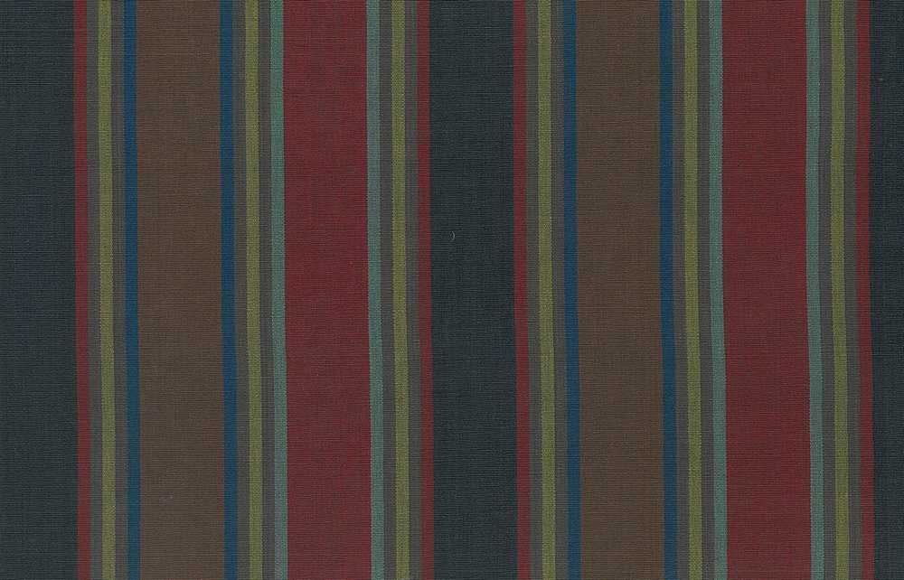 2103/1 / MONTANA STRIPE / BROWN/NAVY/RED