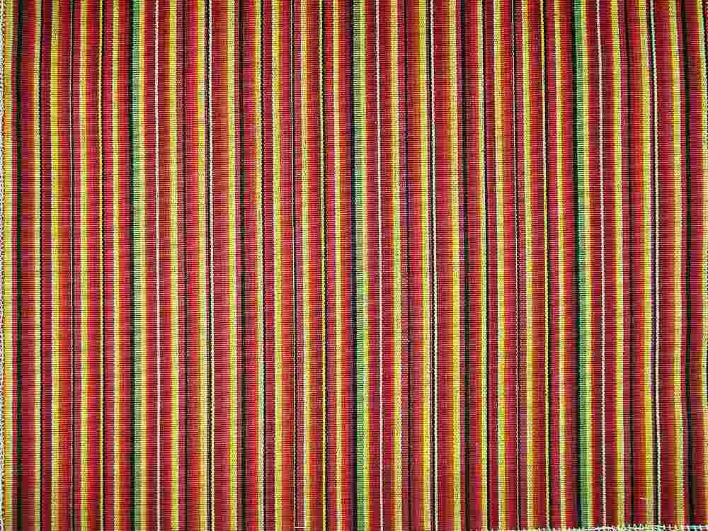 2157/1 / BOLIVIAN STRIPE / RED