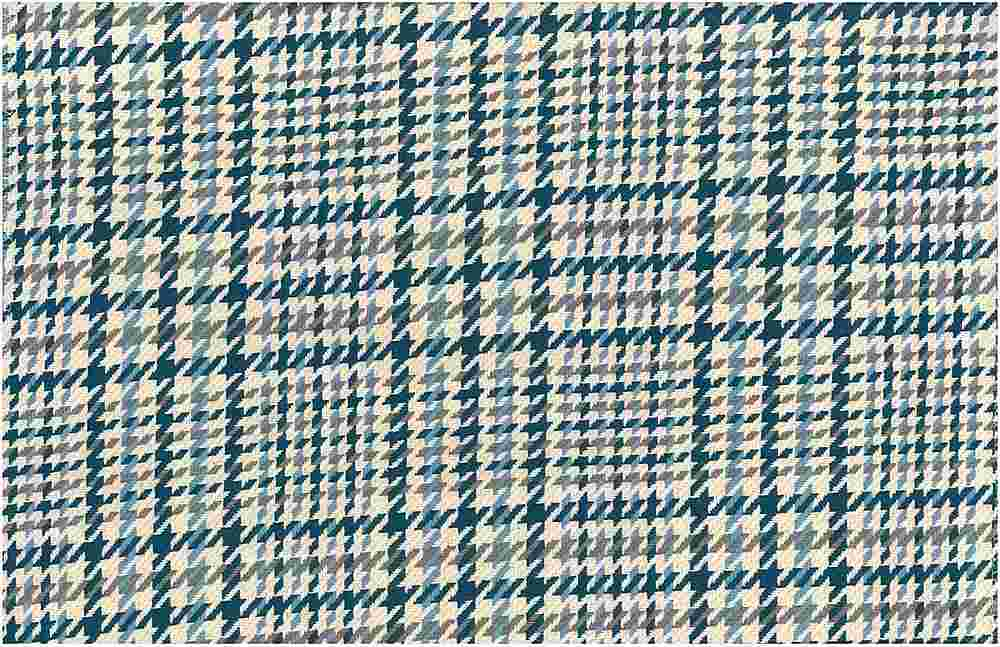 1119/13 / HUNTINGTON PLAID / BLUES