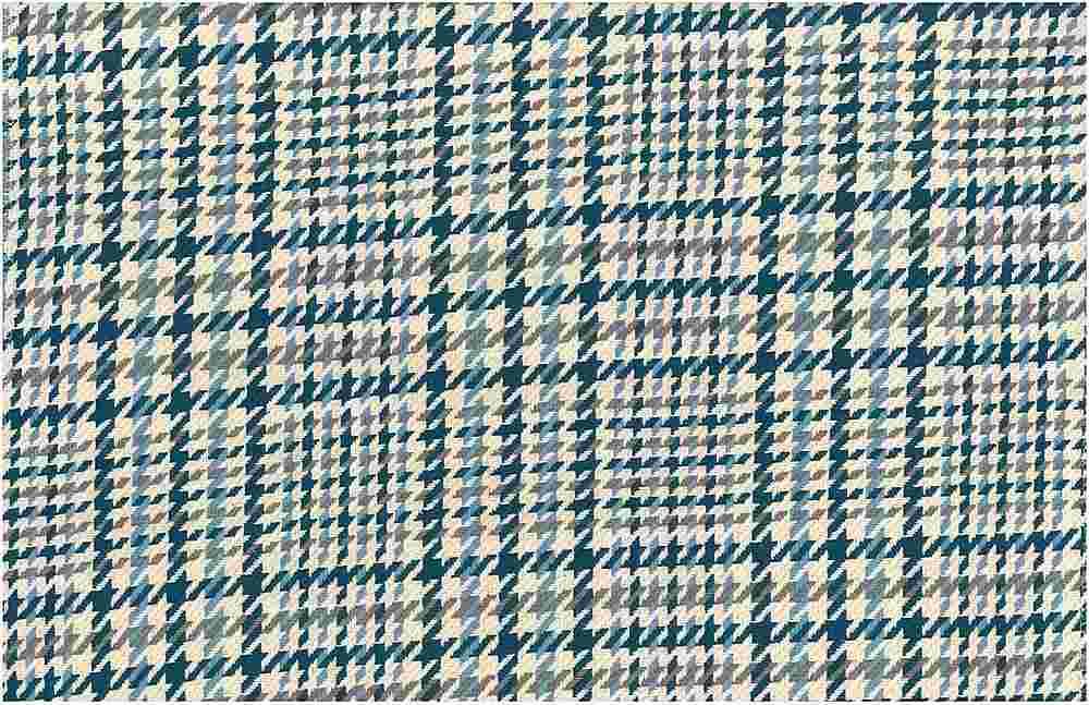 1119/13 / HUNTINGTON PLAID / BLUES